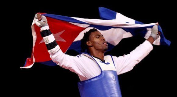 Cuba consigue su primera medalla olímpica en Tokio 2020