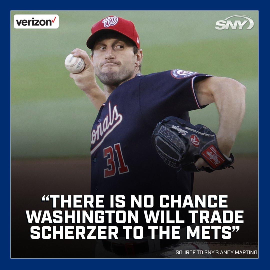 @SNY_Mets's photo on Scherzer