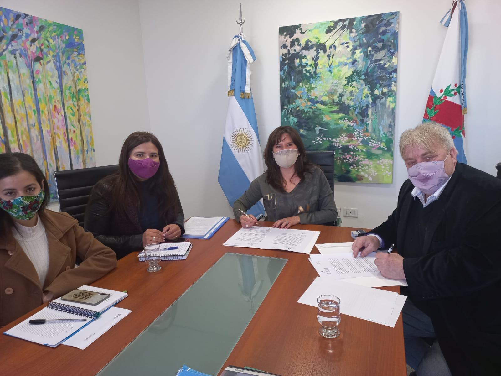 La Capital de La Rioja se sumó a la lucha contra la trata