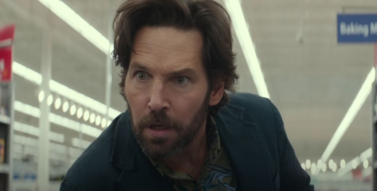 Paul Rudd in Ghostbusters Afterlife