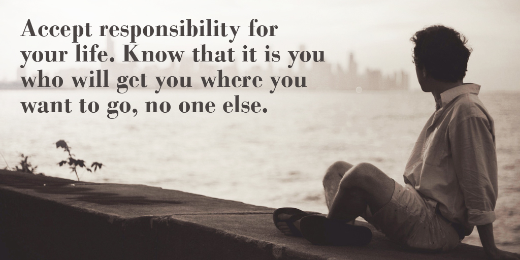 test Twitter Media - Accept responsibility for your life. Know that it is you who will get you where you want to go, no one else. https://t.co/LnOZSxzL3O