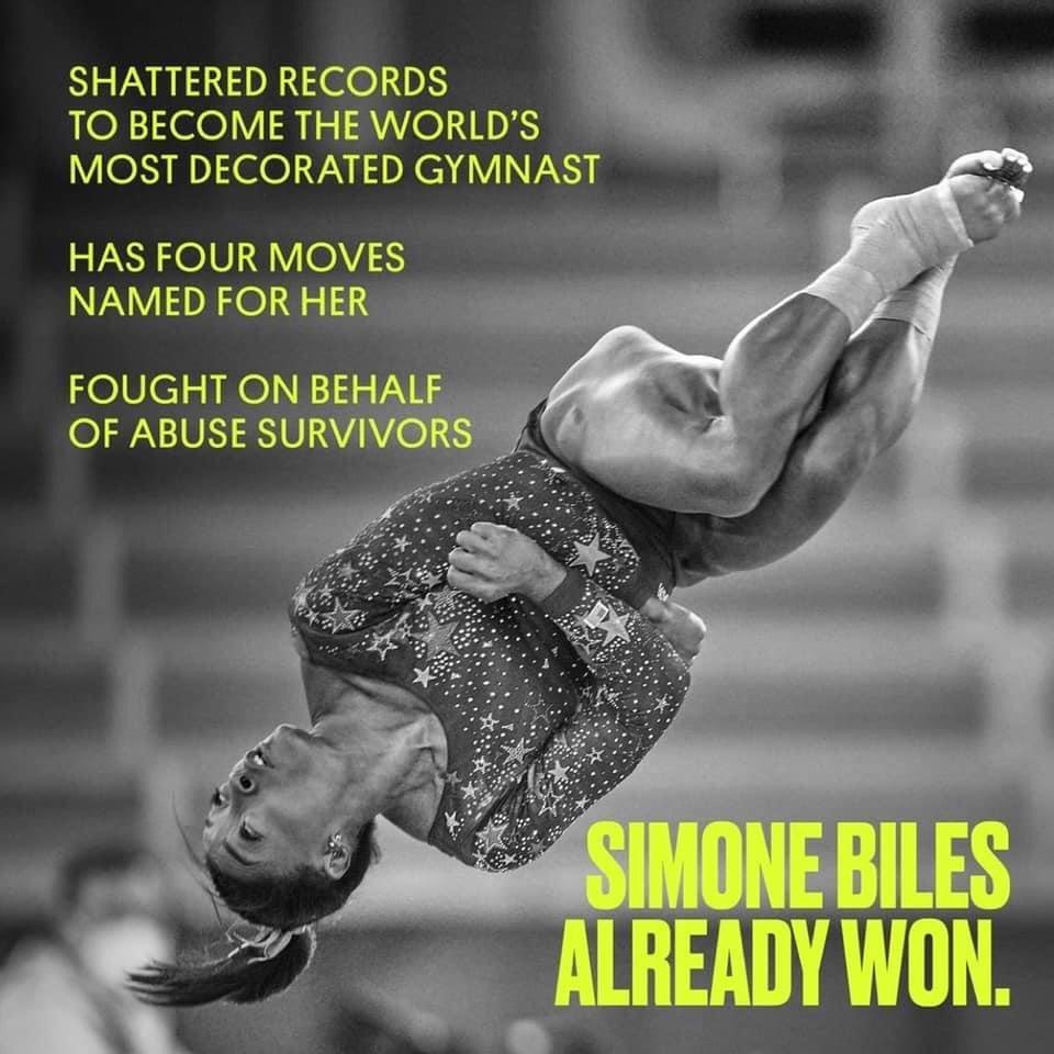 @AyannaPressley's photo on #SimoneBiles