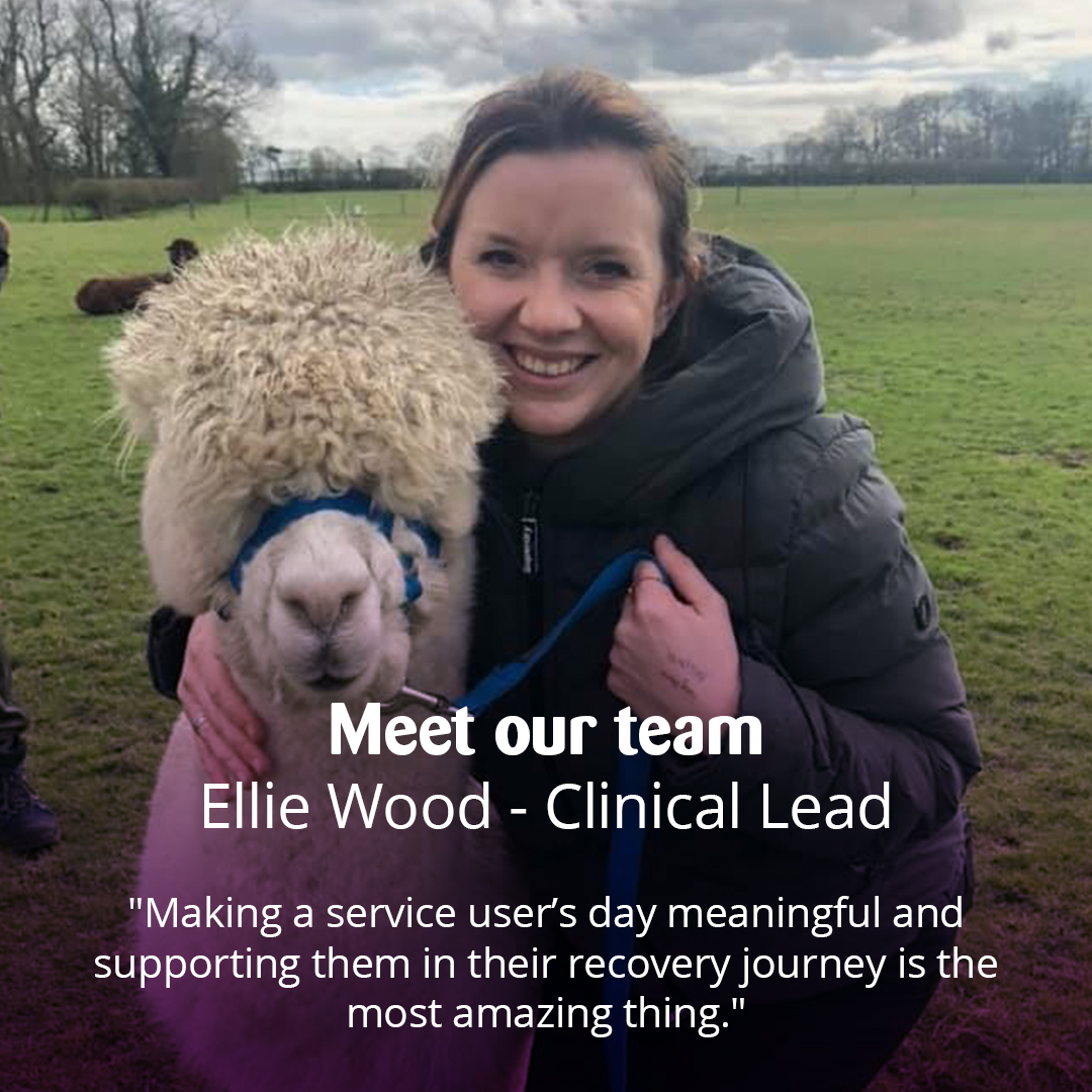 """""""For this role specifically, you need to be proactive in managing those where their mental state may have deteriorated & this needs to be co-ordinated into their care."""" Ellie is our Clinical Lead for the Preston sites, read more here https://t.co/O6GUgCeEtI #mentalhealthrecovery"""