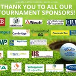 Image for the Tweet beginning: Our golf tournament couldn't happen