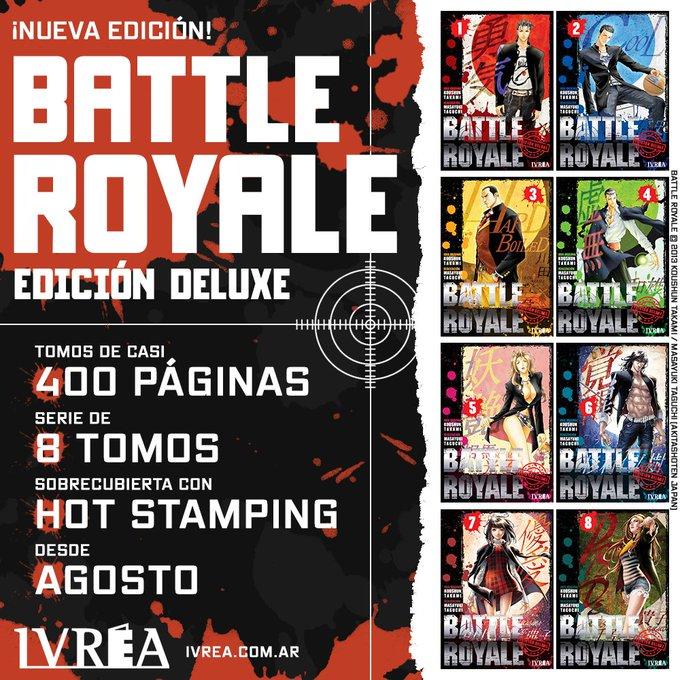 Battle Royale Edición Deluxe Ivrea