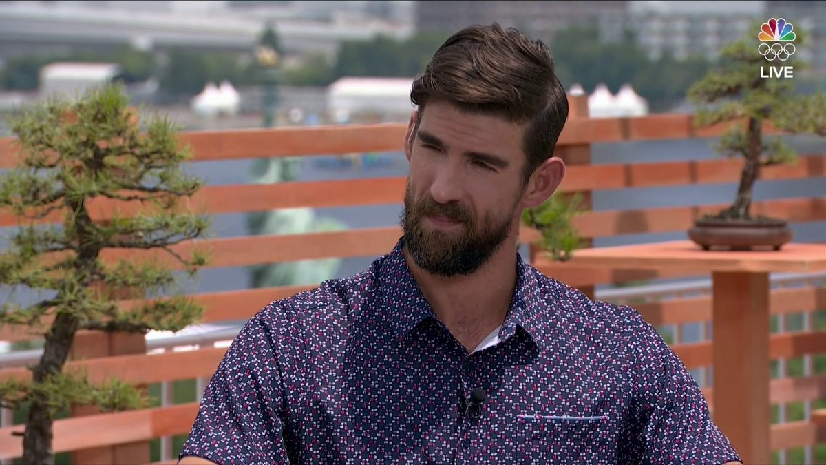 Please take two minutes.   Here's the full clip of Michael Phelps talking about mental health.   Pass it on if you feel it…https://t.co/CzrE6NP6xL via RexChapman 01
