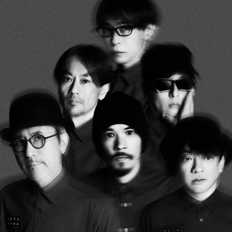METAFIVE 8月に予定していたニューアルバムの発売を中止!