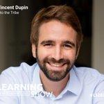 Image for the Tweet beginning: Vincent Dupin est créateur d'@IntotheTribe_