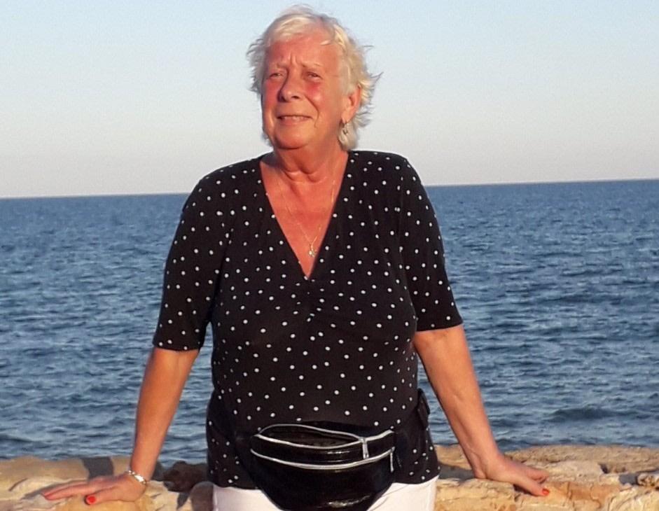 Ylva lever med nervsmärtor i fötterna på grund av sin diabetes https://t.co/GqoXacbUHw https://t.co/1OvG7Kt2Cg