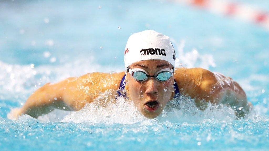 فريدة عثمان - أولمبياد طوكيو
