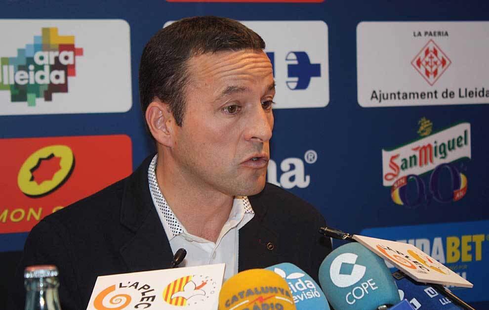 ÚLTIMA HORA👈👈 ℹ Segons informa @JuguemUA1, Albert Esteve deixa de ser president del @Lleida_Esportiu.