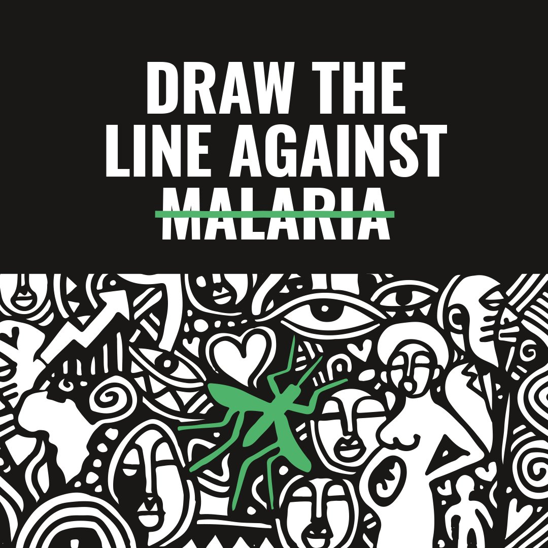 Despite historic progress over recent decades, a child still dies from #malaria every two minutes. The battle is far from over and COVID-19 has made the fight harder than ever – but together, we can end this. ❌ #DrawTheLine against malaria: bit.ly/2ZNz4sN