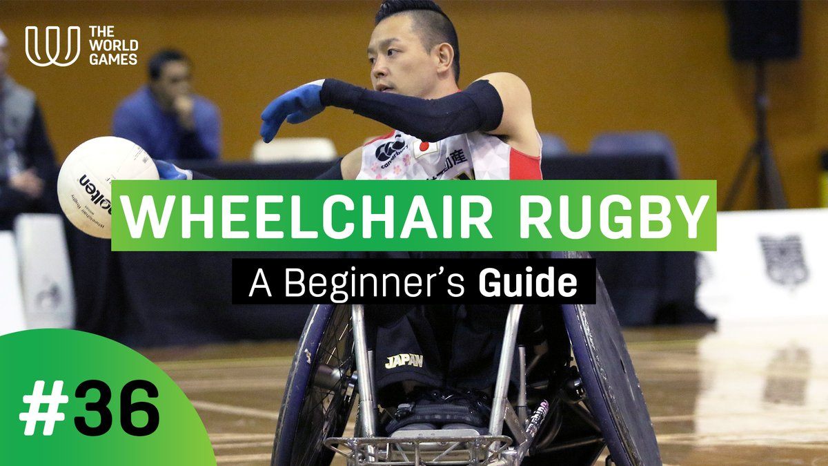 We are excited to debut #WheelchairRugby at #TWG2022!   With support from @drummondcompany and @LakeshoreFound, it will be the most inclusive Games yet, for both our athletes and fans!    #RoadtoBHM https://t.co/W4NnsZSALw