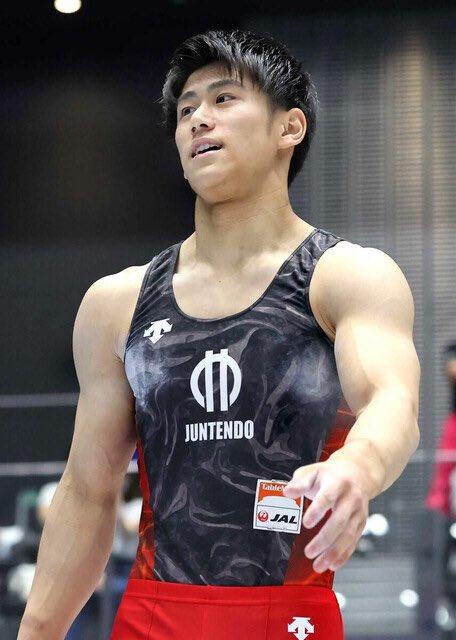橋本大輝(体操)のwiki経歴や筋肉 大学や出身高校、インスタが気になる!