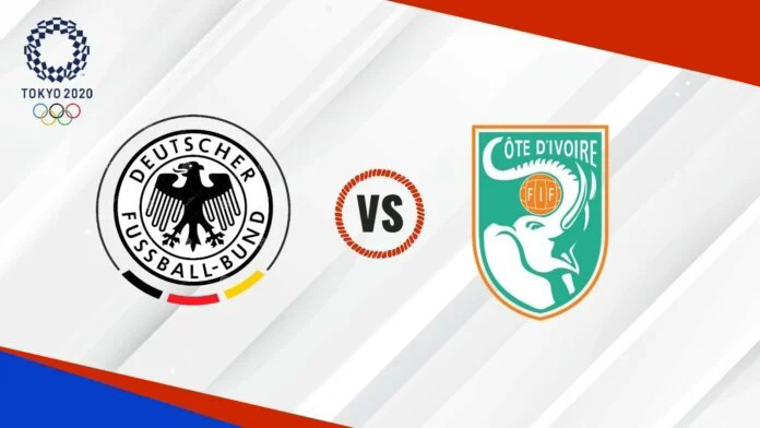 Germany vs Côte d'Ivoire Full Match & Highlights 28 July 2021