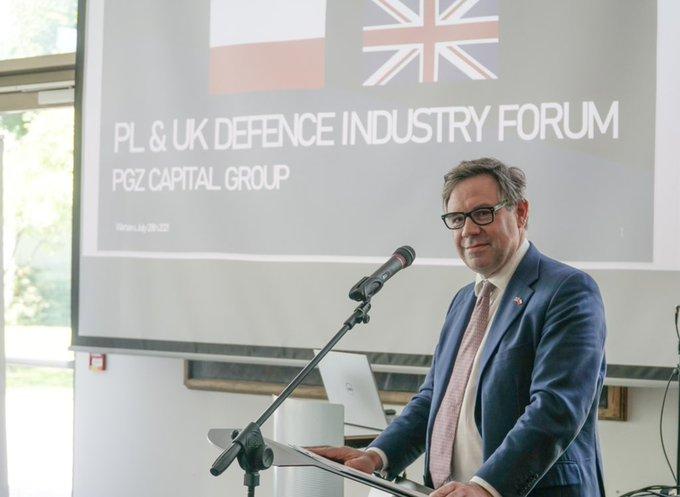 """RT @ukinpoland: 3/3 """"UK industry…"""