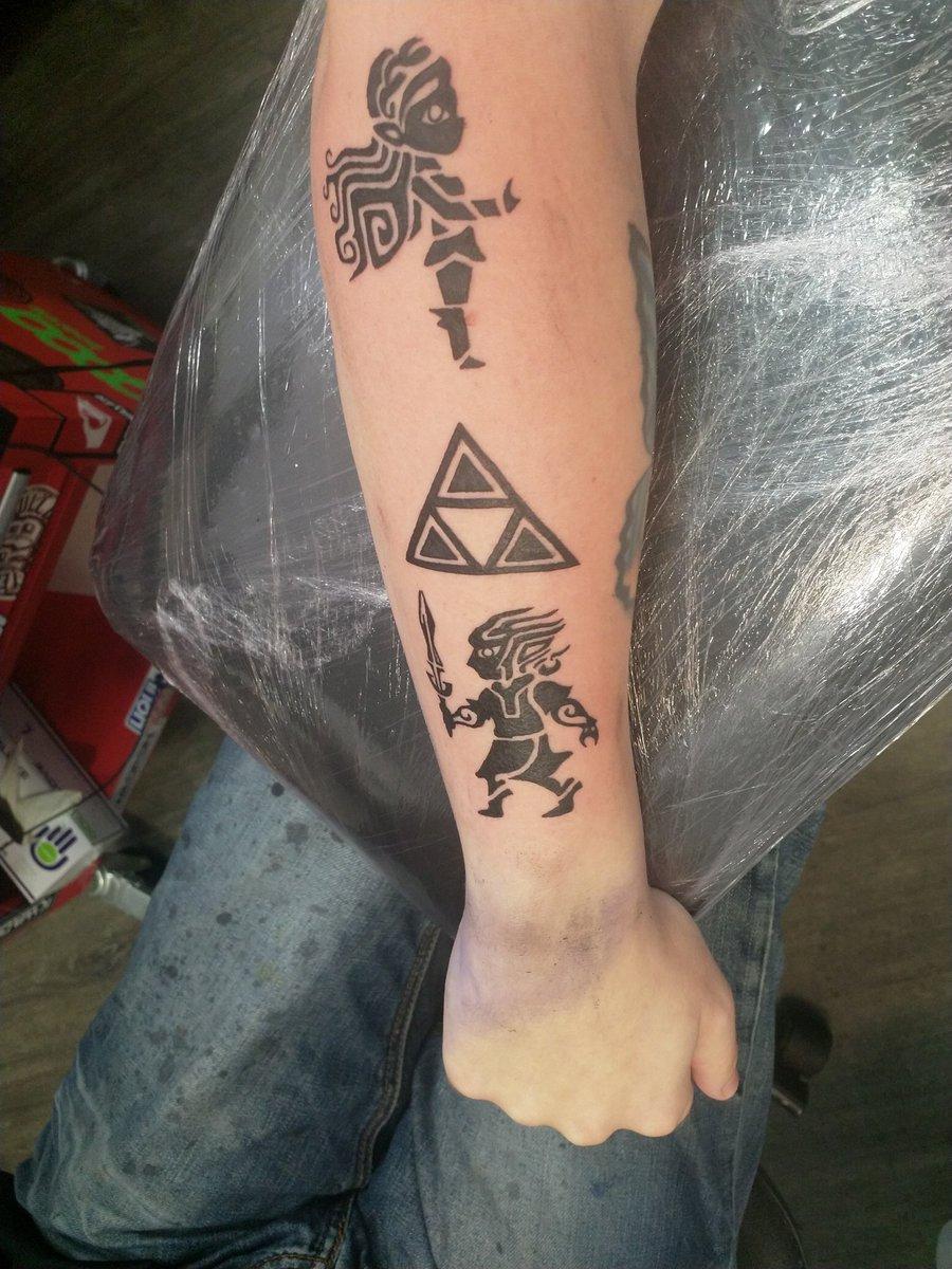 Gaming tattoo 22 Best