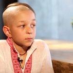 Image for the Tweet beginning: Страна: Порошенко использует детей в