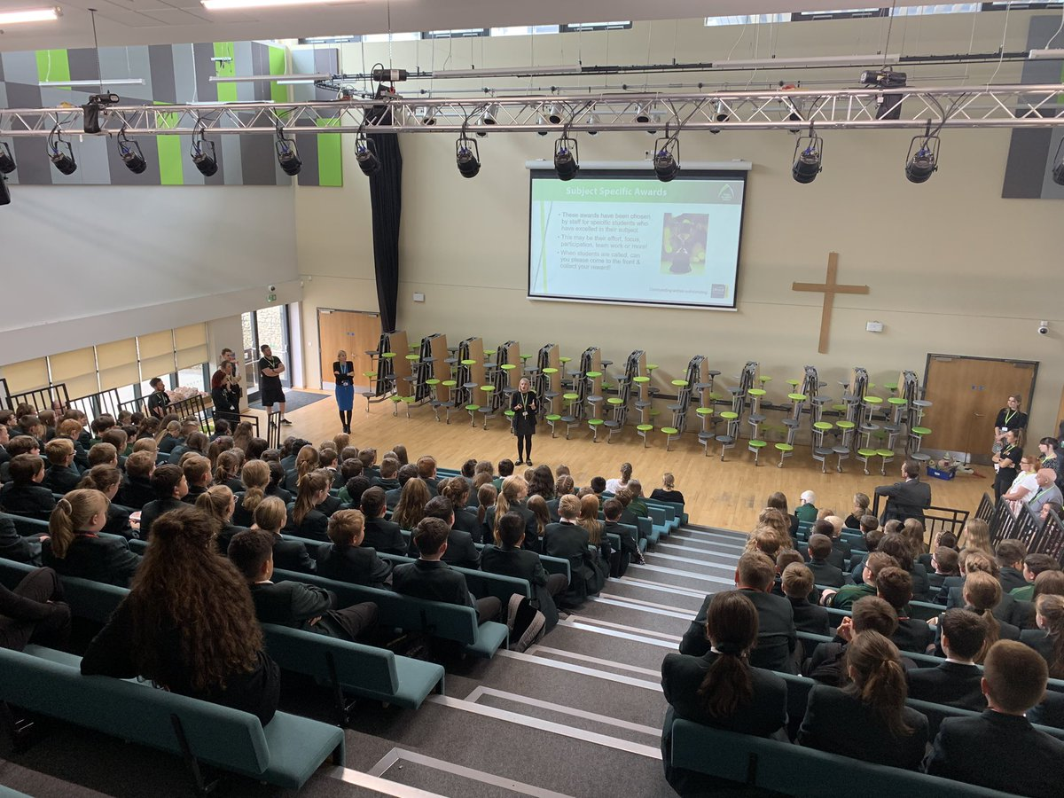 Thank you to our new Year 7 students for such a fabulous week! Now let's finish our Summer School with a well-deserved rewards assembly! 🏅#Summerschool2021 #educationgovuk