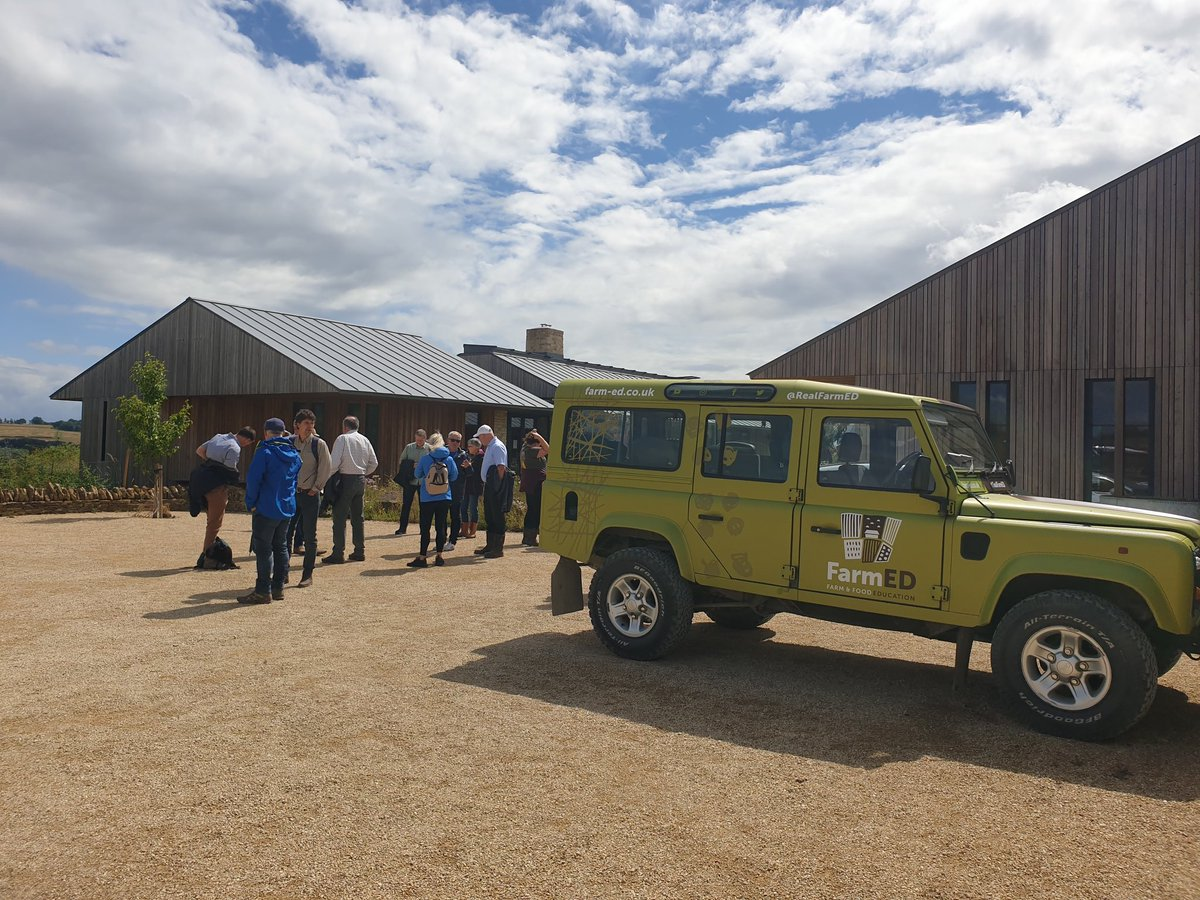 RT @MulhollandMLC: @BALI_Landscape tour of @RealFarmED #farminguk https://t.co/NJsXe0nN3r
