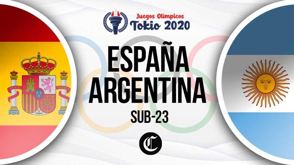 Spain vs Argentina Full Match & Highlights 28 July 2021