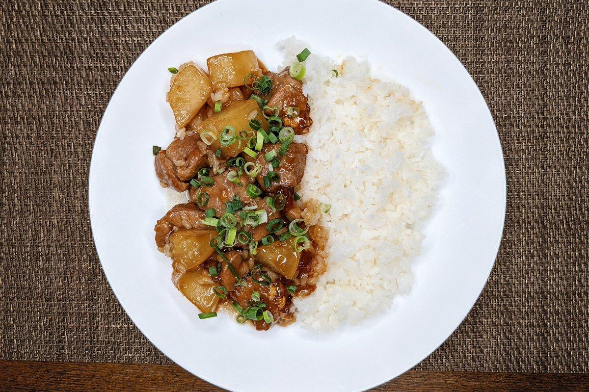 ごはんが進みそう!豚肉&大根を使った、とっても美味しそうな料理のレシピ!