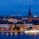 Image for the Tweet beginning: Швеция стала первой страной, которая