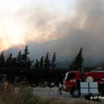 Image for the Tweet beginning: В результате пожара в Анталье