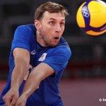 Image for the Tweet beginning: Сборная России по волейболу обыграла