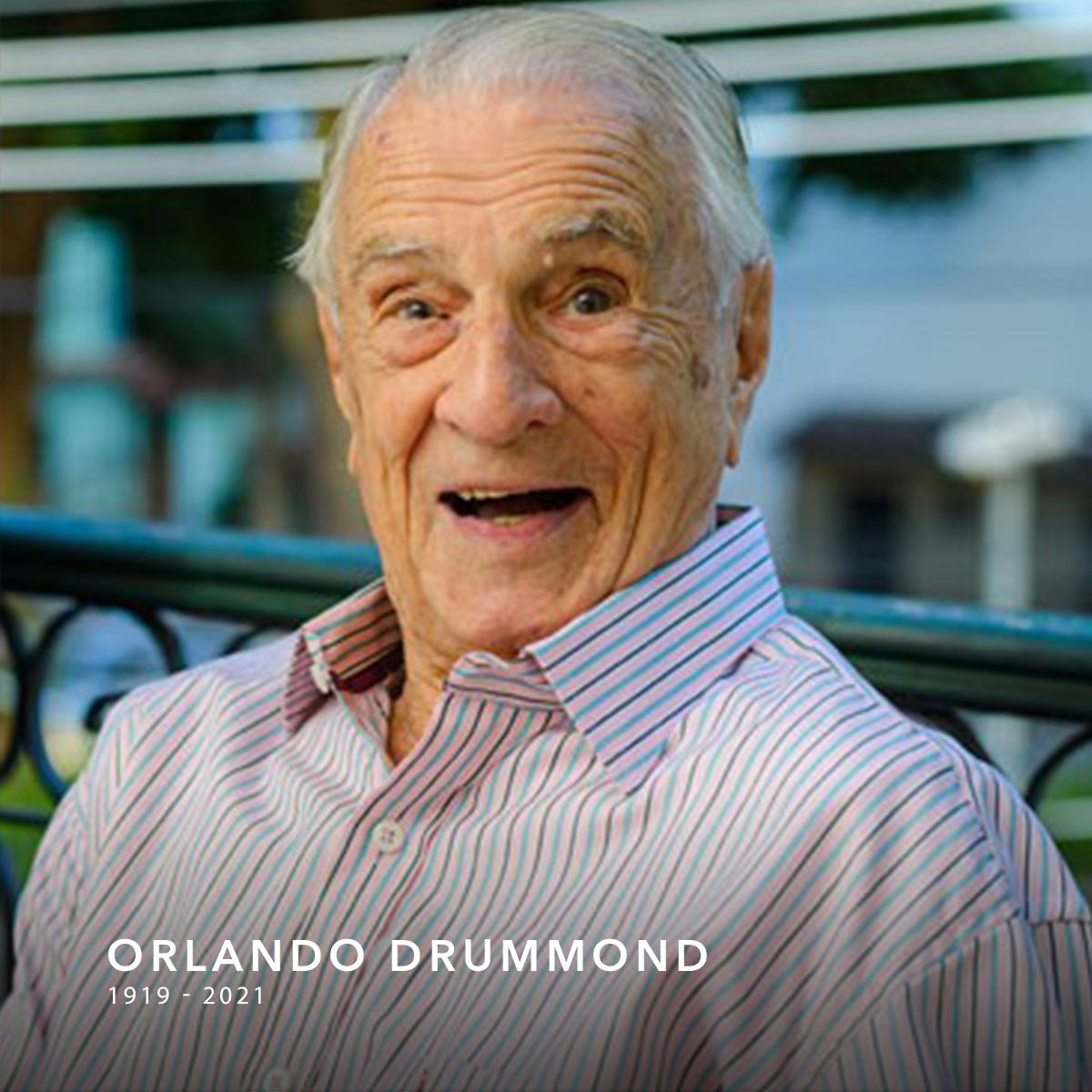 Orlando Drummond foi uma importante voz das produções Disney
