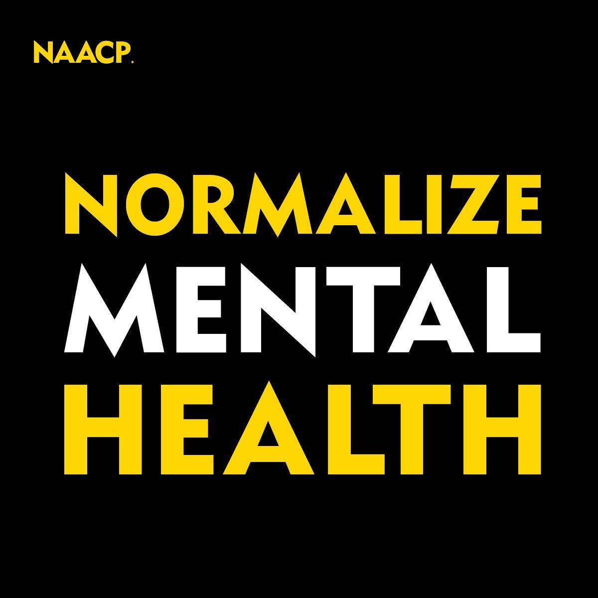 #MinorityMentalHealthMonth #MentalHealth365 https://t.co/OHm0oqZ1xO