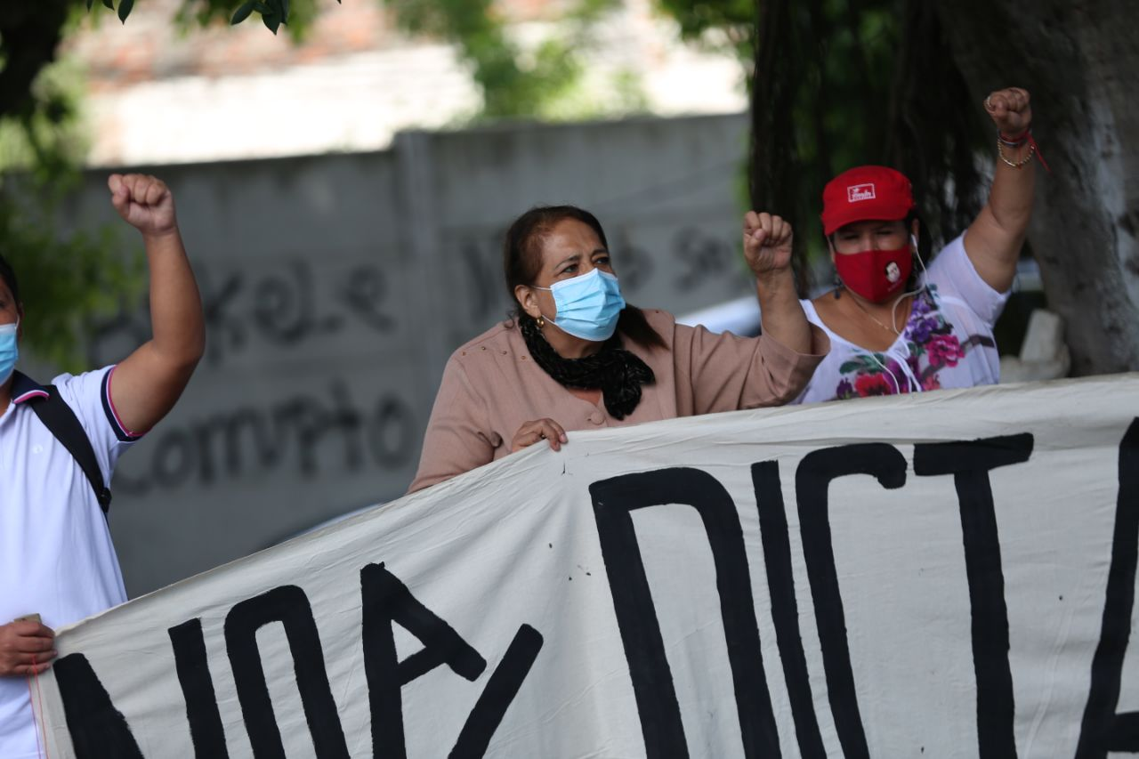 Nidia Díaz: no busco asilo