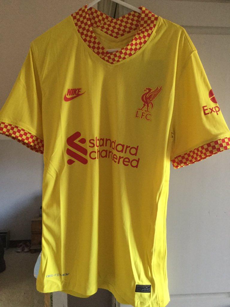 Liverpool 2021-22- Third Kit leaked