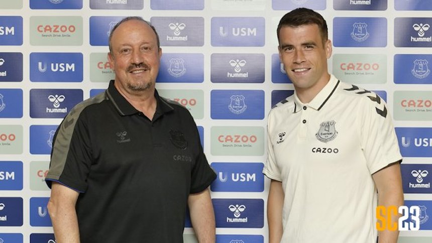 Great news for our former @StCatherinesVS student Seamus Coleman! ⚽️⚽️ #WeAreDonegalETB https://t.co/scZk4mNCew
