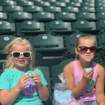 Image for the Tweet beginning: Dad is babysitting. #mariners #sugarrush #firstgame