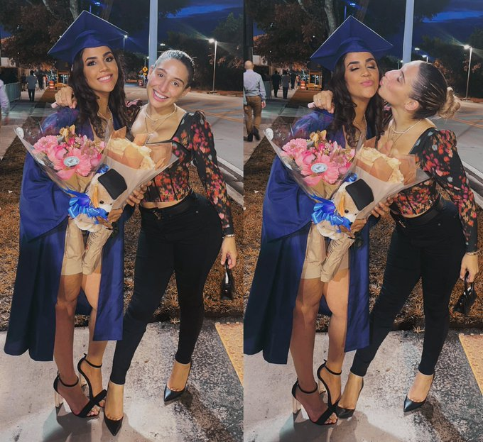 ya'll i watched my best friend graduate 🥺 https://t.co/s20H0XMsiv