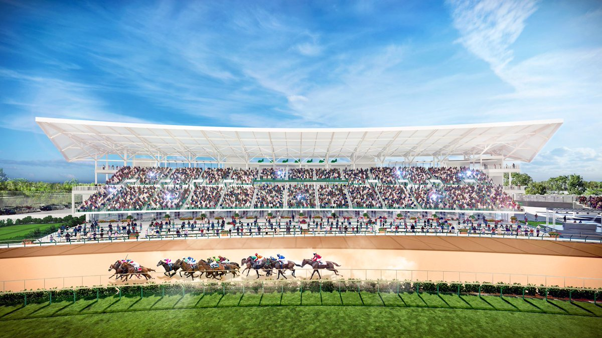 Multi-Million Dollar Expansion Planned For Kentucky's Churchill Downs  | iHeartRadio