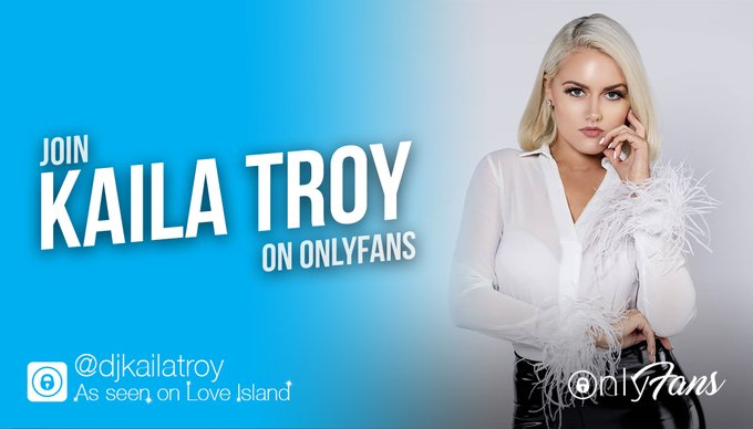 It's time to 'couple up' with DJ and Love Island contestant @djkailatroy! 🏝️💛 Kaila shares looks into