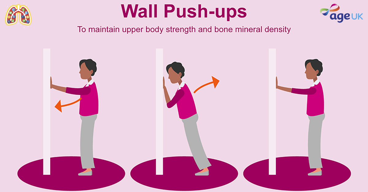 """RT @NHSsoutheastCDN: """"There is no situation, there is no age and no condition where exercise is not a good thing"""" – Professor Chris Witty. Try wall push-ups and many other gentle exercises, find out more here ➡️https://t.co/iS2d2W5Jg6 #StrongerforSummer #FitnessMotivation #Health"""