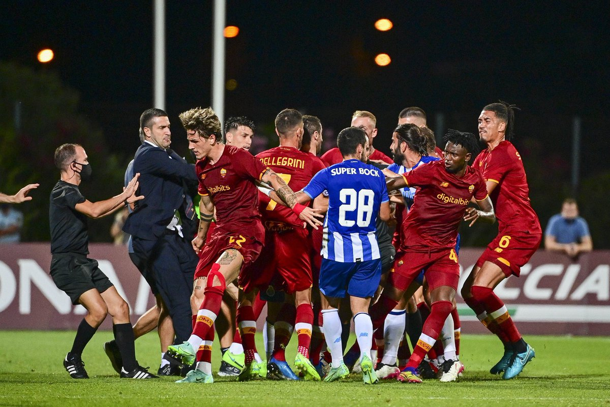 Porto vs AS Roma Highlights 28 July 2021