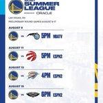 Image for the Tweet beginning: The 2021 NBA Summer League