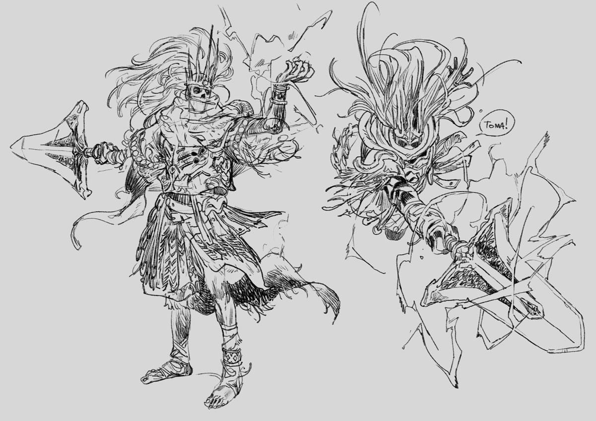 RT @pietro_ant: Nameless King - Dark Souls 3. #namelessking #FromSoftware #darksouls #darksouls3 #godofwar https://t.co/1z40srliSA