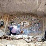Image for the Tweet beginning: Archeologen graven 2200 jaar oude