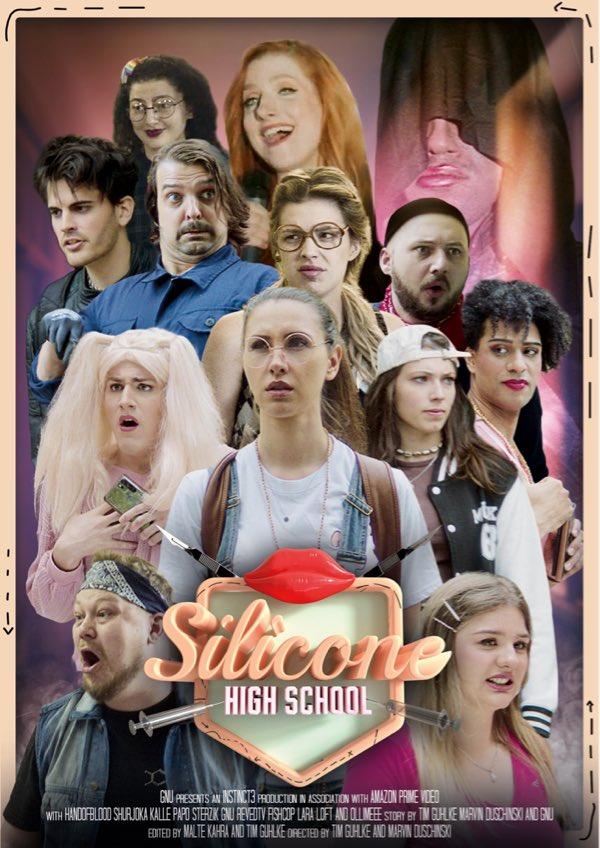Silicone High School Kurzfilm erscheint heute auf Twitch 2