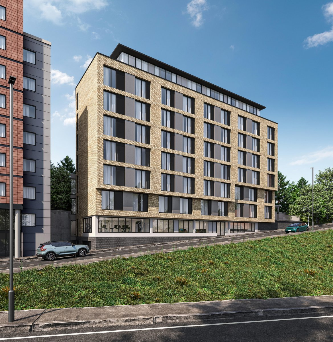 We're beyond pleased with this news, our Torsion Students site, Trapezium is set to open in September 2022.#construction #development #DevelopConstructOperate