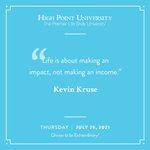 [CALENDAR] #DailyMotivation from Kevin Kruse. #HPU365
