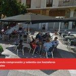 Image for the Tweet beginning: Exigimos comprensión con la hostelería