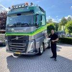 Image for the Tweet beginning: Een splinternieuwe Volvo FH 500