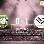 Image for the Tweet beginning: Ancora una vittoria del Palermo