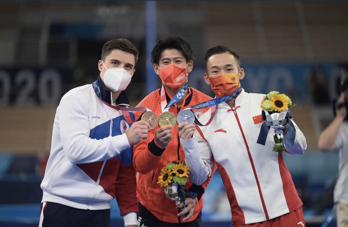 SNSでオリンピック選手への誹謗中傷が増えてしまう、少しでも減るようになれば!